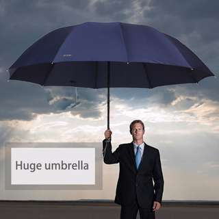 Super big fold-able umbrella 3 person
