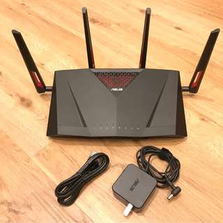 ASUS AC3100 RT-AC88U Extreme Wi-Fi Router