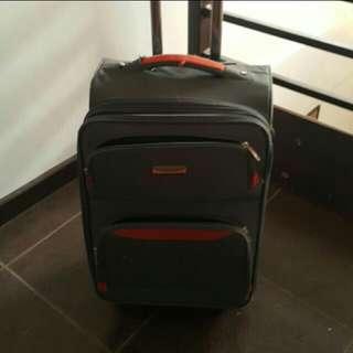 Traveling, Luggage Bag