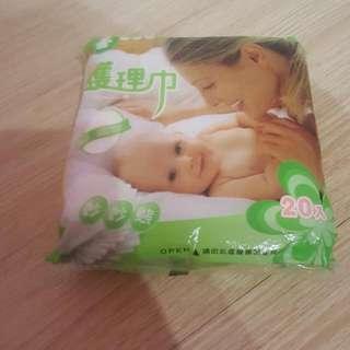 厚款 乾濕紙巾