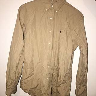 Ralph Lauren shirt size L