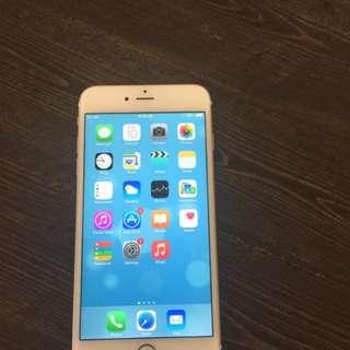 iPhone 6Plus gold 12 G