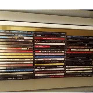 Original Trash Metal-Rock-Guitar-Pop CDs