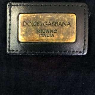 Dolce & Gabbana Men's Cotton T-Shirt