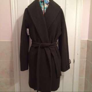 Aritzia Babaton Sian wool coat