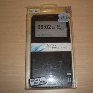 ★★★ 100% 全新 Roar 原裝行貨 【 三星 Samsung Galaxy Note 4 】黑色 Black Color 手機套 保護套 Cover Case ★★★