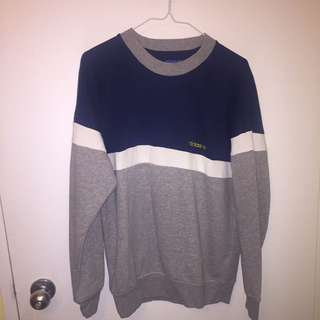 ADIDDAS Color Block Sweater