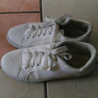 REPRICED!!! White Sneakers