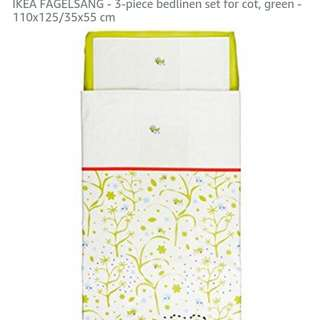 Ikea Cot Bedding