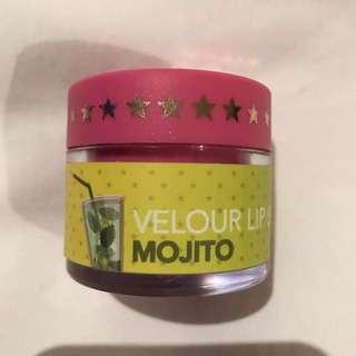 Jeffree Star Velour Lip Scrub Mojito