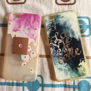 Preloved iPhone 6/6s Silicon TPU cases