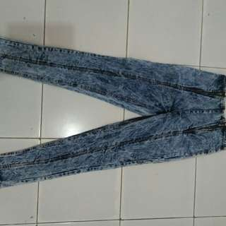 Hw washed pants uk 27