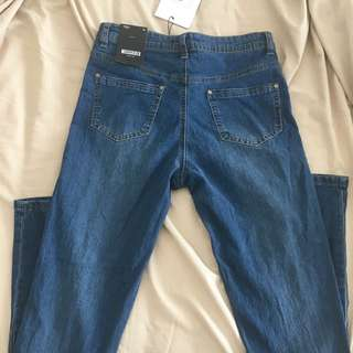 Missguided Skinny Jean Jegging Size 8
