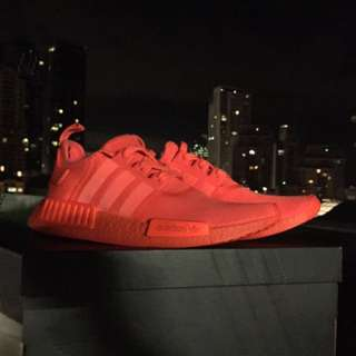 SOLAR RED NMDS US9 VNDS