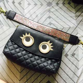 REPRICED!! Betsey Johnson Trolls Handbag