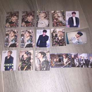 BTS Yes Card