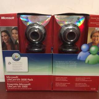 Microsoft LifeCam VX-3000 Pack [CD] [Personal Computers]