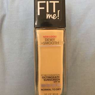 Maybelline Fit Me Dewy+Smooth