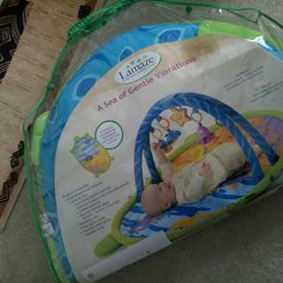 New lamaze baby playmat 0-5months sea of gentle vibrations