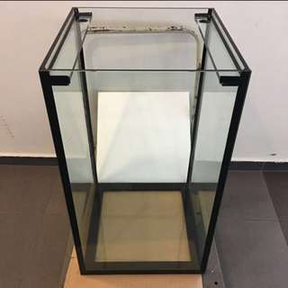 New 18x18x32 Inch 10mm glass Aquarium Tank With Delivery