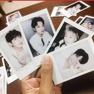 wanna one the musician polaroid