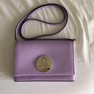 Kate spade lavender crossbody bag