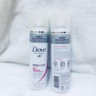 Dove dry shampoo 141g