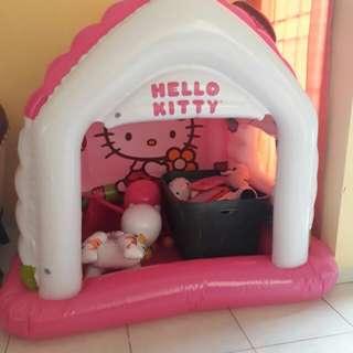 rumah2an hello kitty