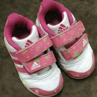 Adidas Ortholite Baby Girl Shoe