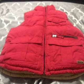 Gap Reversible Kids Large Vest