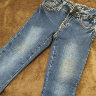 Pumpkin Patch Girl Jeans