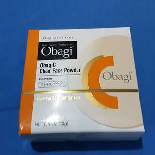 ObagiC Clear Face Powder