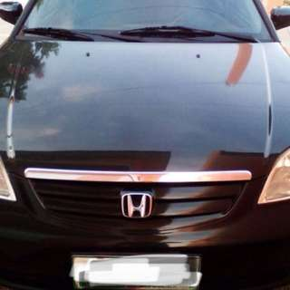 Honda Civic vti-s 2004 Automatic