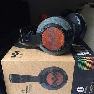 Marleys headphones
