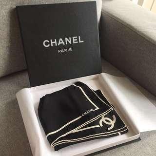 全新正品 聖誕禮物 CHANEL 大絲巾