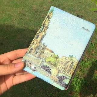 Decoupage notebook