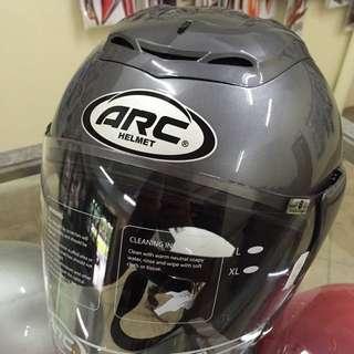 Helmet ARC Ritz Grey