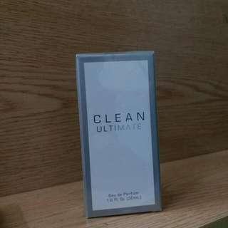clean ultimate perfume 30ml