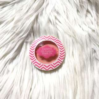 CARELINE BLUSH ON (TOUCH OF PINK)