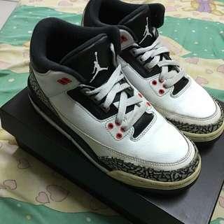 Air Jordan 3 爆裂紋