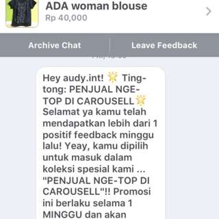 YEAY TRUSTED SELLER🙌🏻💕