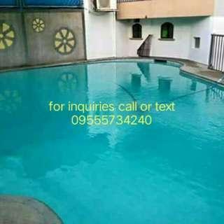 Elanica Private Pool Resort For Rent in Pansol Calamba Laguna 📲09555734240📲