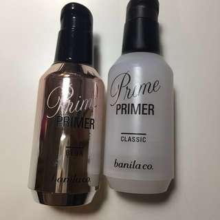 Banina co primer 妝前飾底乳 經典款/保濕光澤款 毛孔隱形乳