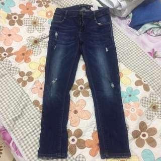 Zara skinny jeans 9分