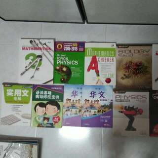 Textbooks For Sale !!!