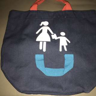 Mother & Child Duffle Nappy Bag