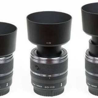 Nikon 1 Nikkor 30-110mm Camera Lens