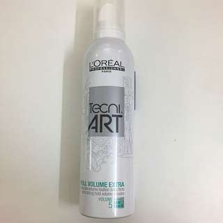LOREAL FULL VOLUMR EXTRA MOUSSE