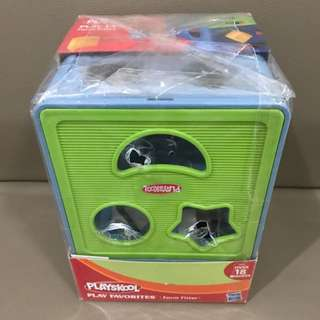 PLAYSKOOL Play Favourites- form fitter