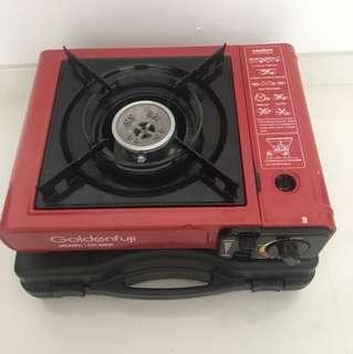 Potable Gas stove